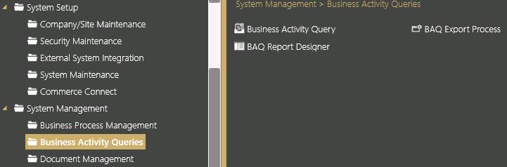 BAQExportProcess